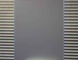 Стекло Сатин Бронза (матовое, химтравление), 4 мм. Влагостойкое. Производство AGC. Размеры листов: 2550х1605.